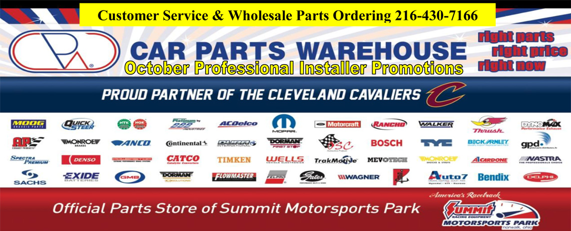 october-2016-flyer-merged-feature - Car Parts Warehouse