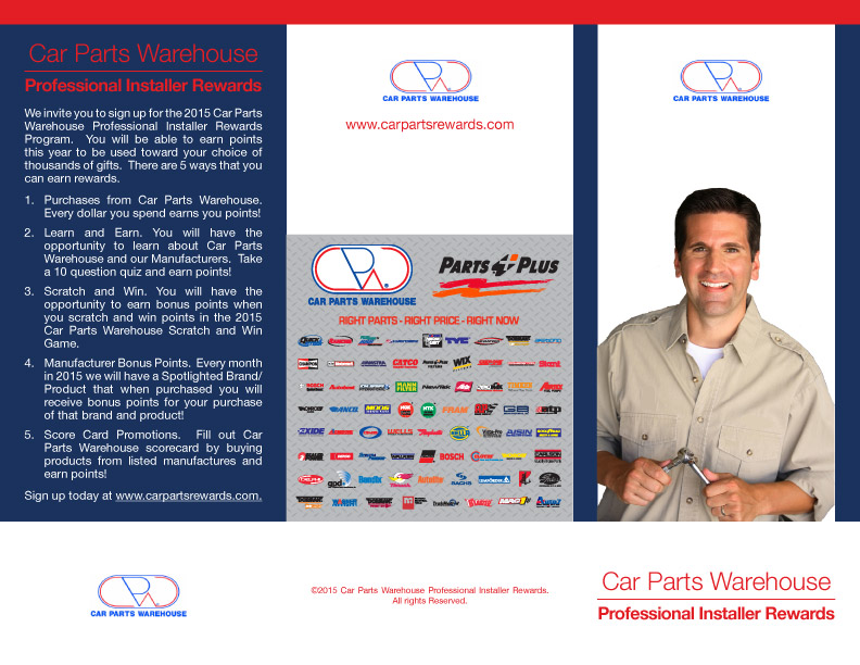 Car parts warehouse mentor 12