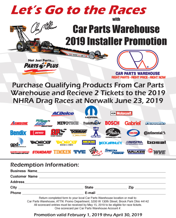 February-Installer-Flyer-2019-3 - Car Parts Warehouse